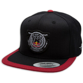 Kini Red Bull Crest Cap black/red